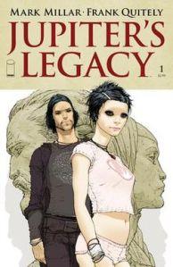 Image Comics' Jupiter's Legacy.