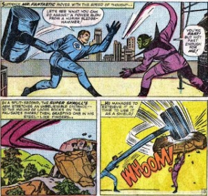 The Super-Skrull in action.
