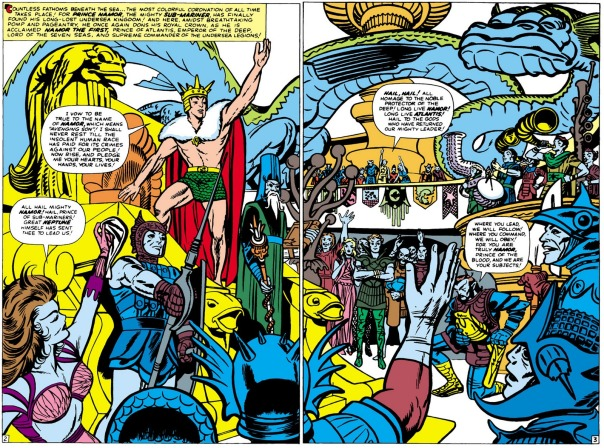 The Coronation of King Namor.