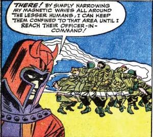 Magneto!