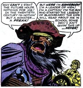 Blackbeard Thing
