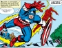 How the Appearance of Captain America Marked the Downfall of the HumanTorch