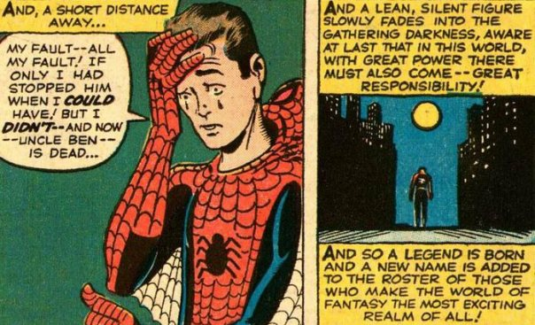 The originality of Spider-Man