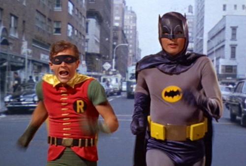 Batman-West-Ward-Run