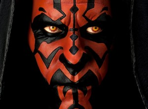 Darth Maul. Hmm.
