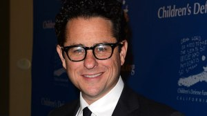 JJ. Abrams. Fresh from Star Trek.