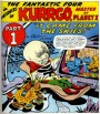 The Fantastic Four and Kurrgo: Giving Up the B-TitleGhost