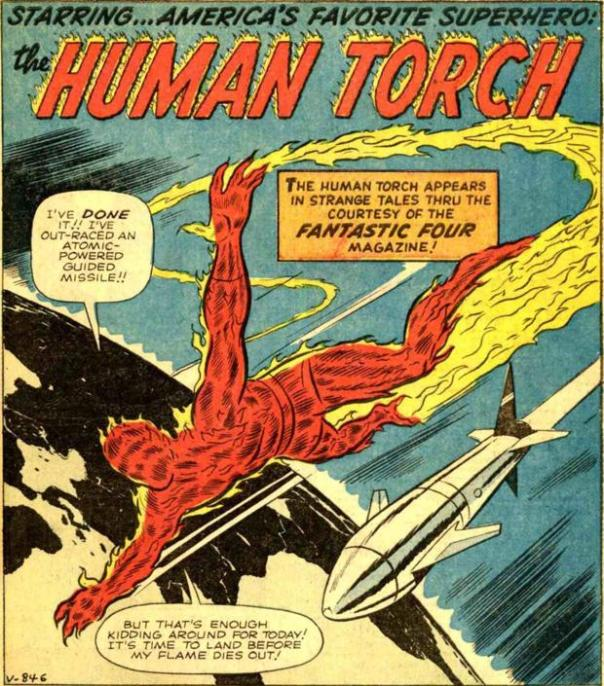 Torch racing a Nuclear Missile for fun. What?