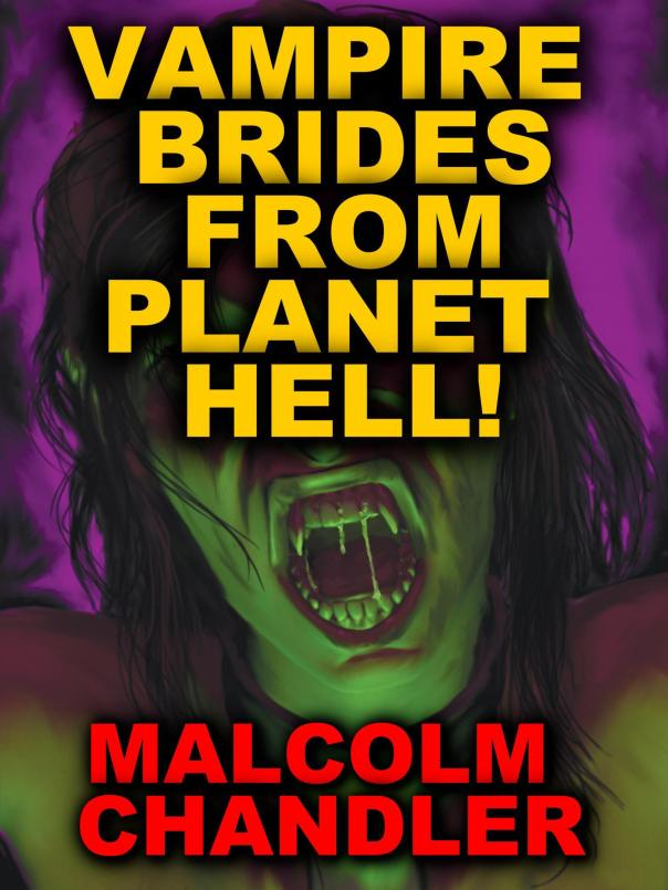 Malcolm Chandler's New Book.