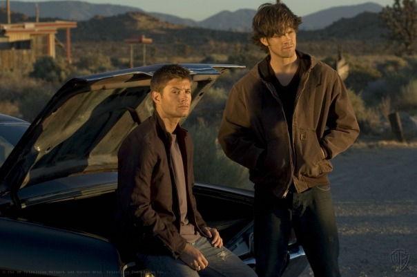 The Winchester's and their Impala