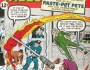 Examining The Human Torch's Paste PotPete