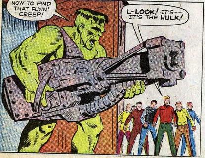 Steve Ditko's Hulk